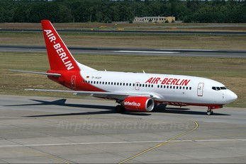D-AGEP - Air Berlin Boeing 737-700