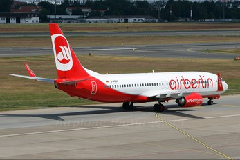 D-ABBK - Air Berlin Boeing 737-800