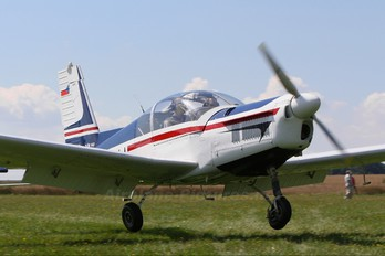 OK-LNJ - Aeroklub Zbraslavice Zlín Aircraft Z-142