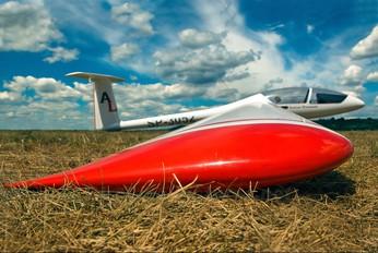 SP-3052 - Aeroklub Nadwislanski PZL SZD-48 Jantar
