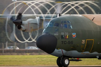 TC-56 - Argentina - Air Force Lockheed C-130B Hercules