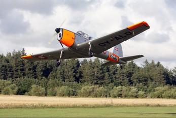 OY-ALD - Private de Havilland Canada DHC-1 Chipmunk