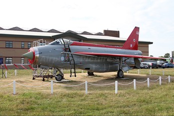 XR770 - Royal Air Force English Electric Lightning F.6