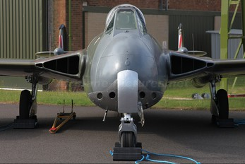 G-DHVM - Private de Havilland DH.112 Venom FB.1