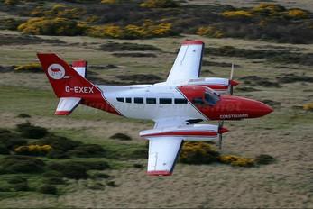 G-EXEX - Reconnaissance Ventures Cessna 404 Titan