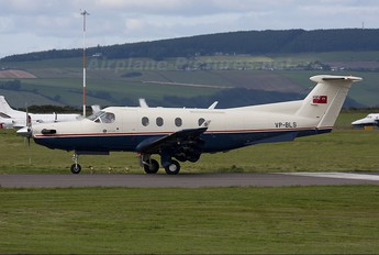 VP-BLS - Private Pilatus PC-12