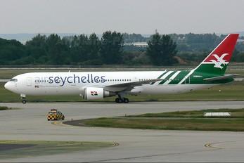 HA-LHC - Air Seychelles Boeing 767-300ER