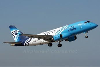SU-GDI - Egyptair Express Embraer ERJ-170 (170-100)