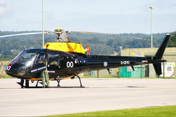 G-CEYO - Royal Air Force Aerospatiale AS350 Squirrel HT.1 & 2