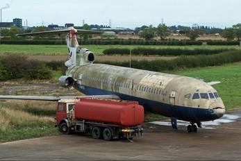 G-AWZS - British Airways Hawker Siddeley HS.121 Trident 3B