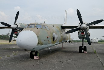 52+09 - Germany - Air Force Antonov An-26SM ELINT