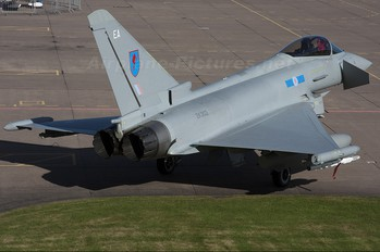 ZK302 - Royal Air Force Eurofighter Typhoon FGR.4