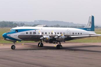 V5-NCG - Namibia Commercial Aviation Douglas DC-6B