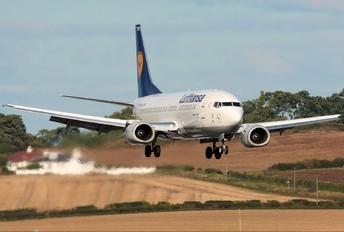 D-ABXW - Lufthansa Boeing 737-300