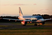 G-DBCD - BMI British Midland Airbus A319 aircraft