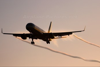 N41140 - Continental Airlines Boeing 757-200