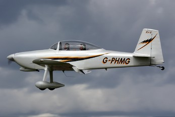 G-PHMG - Private Vans RV-8