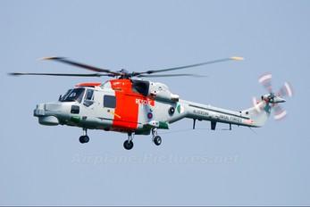 ZK184 - Algeria - Navy Westland Super Lynx Mk.300