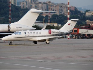HB-VOP - Private Cessna 525A Citation CJ2