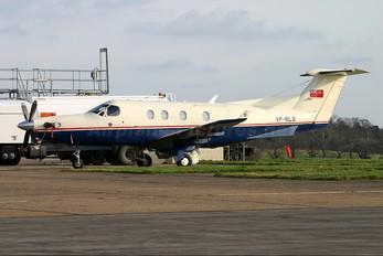 VP-BLS - Private Pilatus PC-12