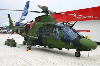 15027 - Sweden - Air Force Agusta / Agusta-Bell A 109 Hkp15A