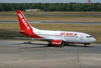 D-AGEU - Air Berlin Boeing 737-700