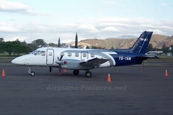 TG-TAM - TAG - Transportes Aereos Guatemaltecos Embraer EMB-110 Bandeirante