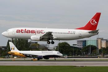 TC-SGD - Atlasjet Boeing 737-400