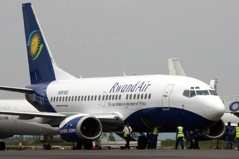 9XR-WD - Rwandair Express Boeing 737-500