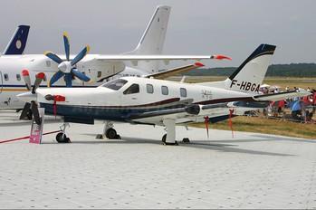 F-HBGA - Private Socata TBM 850