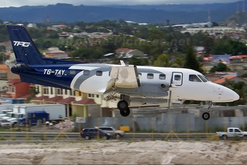 TG-TAY - TAG - Transportes Aereos Guatemaltecos Embraer EMB-110 Bandeirante