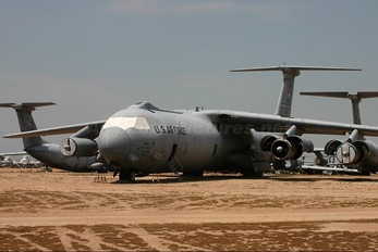 67-0004 - USA - Air Force Lockheed C-141 Starlifter