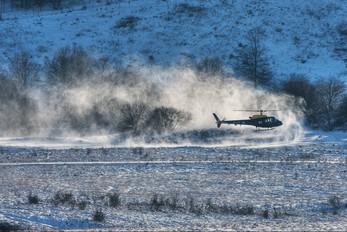 ZJ252 - British Army Aerospatiale AS350 Squirrel HT.1 & 2