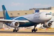 A4O-DD - Oman Air Airbus A330-300 aircraft