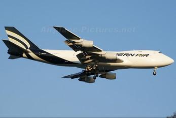 N815SA - Southern Air Transport Boeing 747-200SF