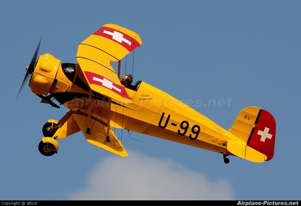 Private G-AXMT aircraft at Breighton