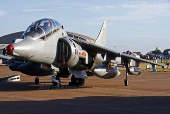 ZH657 - Royal Air Force British Aerospace Harrier T.12