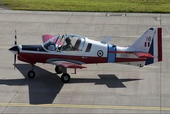 G-BZFN - Private Scottish Aviation Bulldog