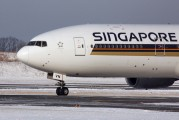 9V-SVN - Singapore Airlines Boeing 777-200ER aircraft
