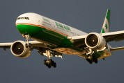 B-16707 - Eva Air Boeing 777-300ER aircraft