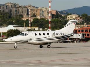 OE-FWW - Private Hawker Beechcraft 390 Premier