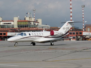 OE-FPK - Salzburg Jet Aviation Cessna 525A Citation CJ2