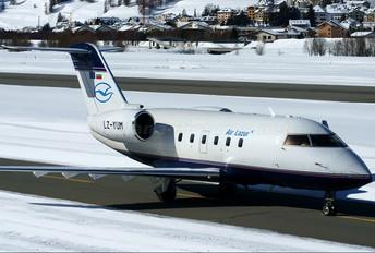 LZ-YUM - Air Lazur Canadair CL-600 Challenger 600 series