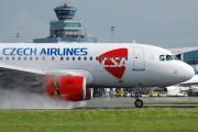 OK-NEM - CSA - Czech Airlines Airbus A319 aircraft