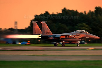 96-0205 - USA - Air Force McDonnell Douglas F-15E Strike Eagle