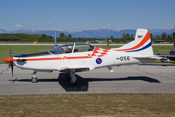 056 - Croatia - Air Force Pilatus PC-9M