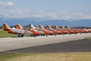 Spain - Air Force : Patrulla Aguila E.25-13 image