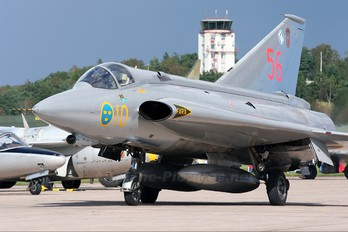 35556 - Sweden - Air Force SAAB J 35J Draken