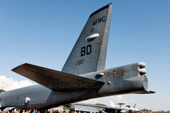 61-0017 - USA - Air Force Boeing B-52H Stratofortress