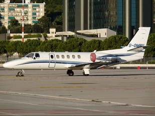 G-OMRH - MCAir Cessna 550 Citation Bravo